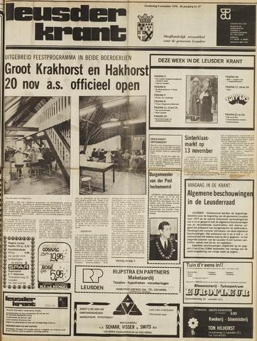 Leusder Krant 1976-11-04