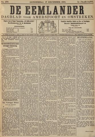 De Eemlander 1908-12-17