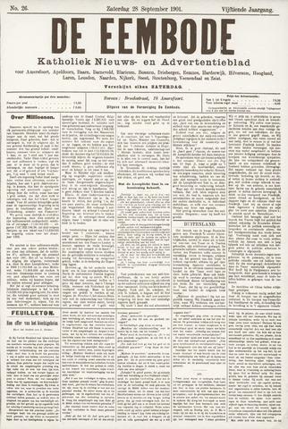 De Eembode 1901-09-28