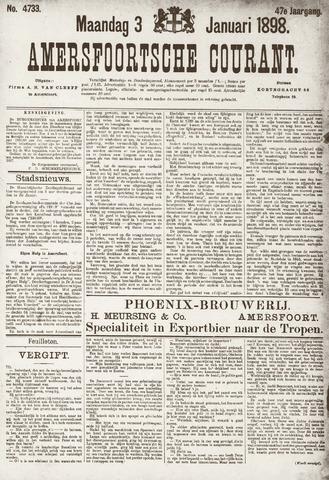Amersfoortsche Courant 1898