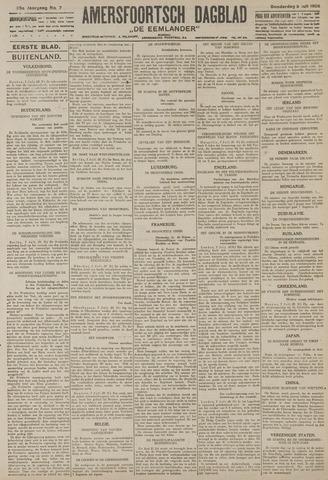 Amersfoortsch Dagblad / De Eemlander 1926-07-08
