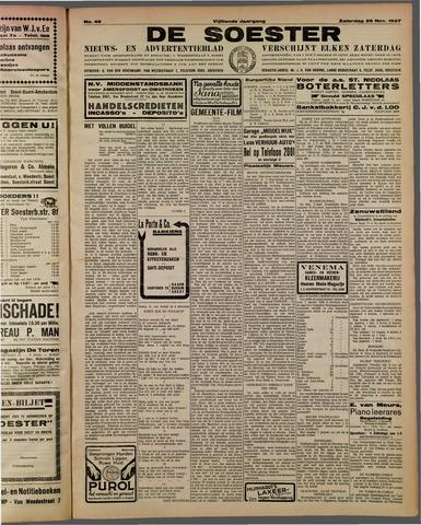De Soester 1927-11-26