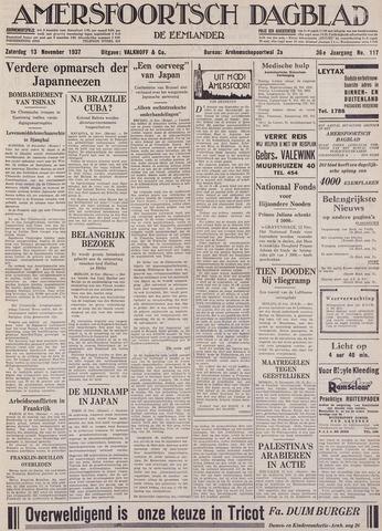 Amersfoortsch Dagblad / De Eemlander 1937-11-13