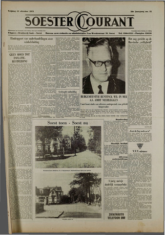 Soester Courant 1971-09-22