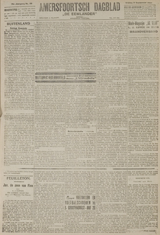 Amersfoortsch Dagblad / De Eemlander 1920-09-03