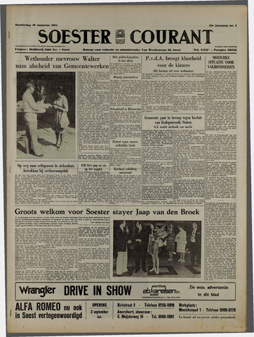 Soester Courant 1974-08-29