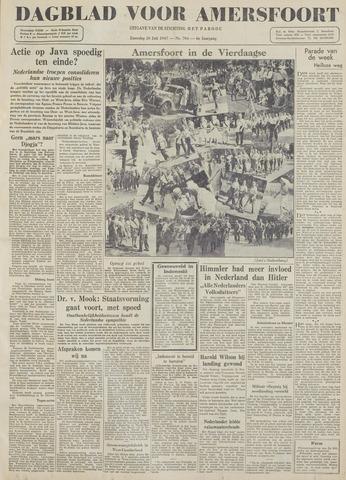 Dagblad voor Amersfoort 1947-07-26
