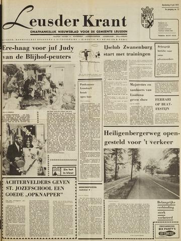 Leusder Krant 1971-07-08