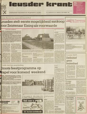Leusder Krant 1986-09-09