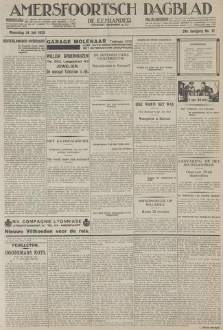 Amersfoortsch Dagblad / De Eemlander 1929-07-24