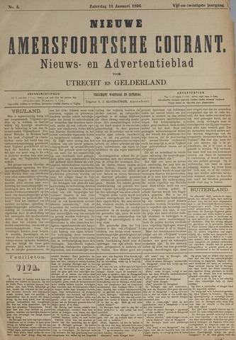 Nieuwe Amersfoortsche Courant 1896-01-11