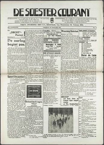 Soester Courant 1941-01-24
