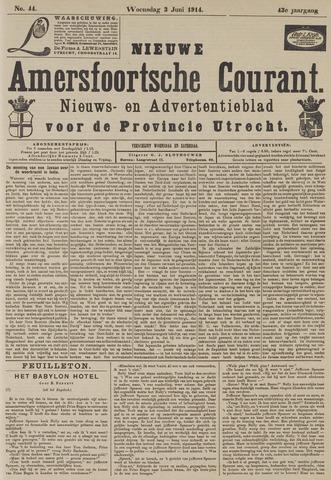 Nieuwe Amersfoortsche Courant 1914-06-03