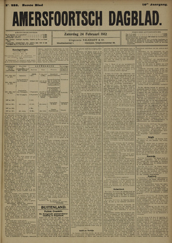 Amersfoortsch Dagblad 1912-02-24