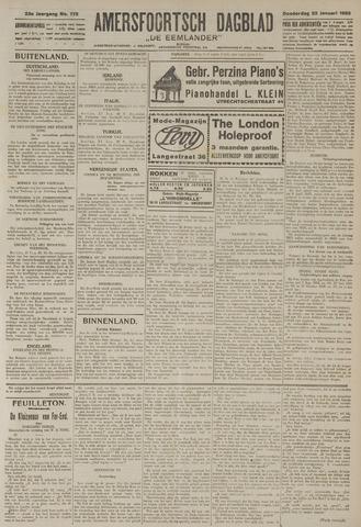 Amersfoortsch Dagblad / De Eemlander 1925-01-22