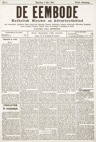 De Eembode 1890-05-03