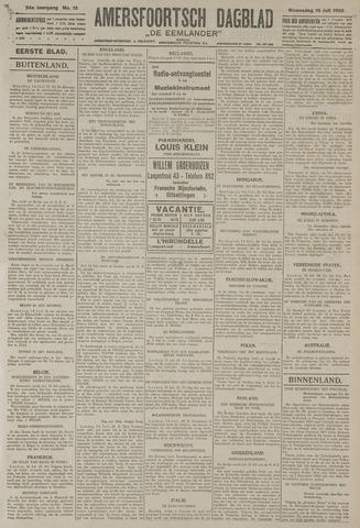 Amersfoortsch Dagblad / De Eemlander 1925-07-15