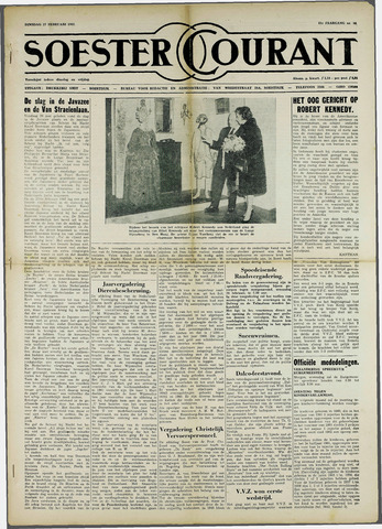 Soester Courant 1962-02-27