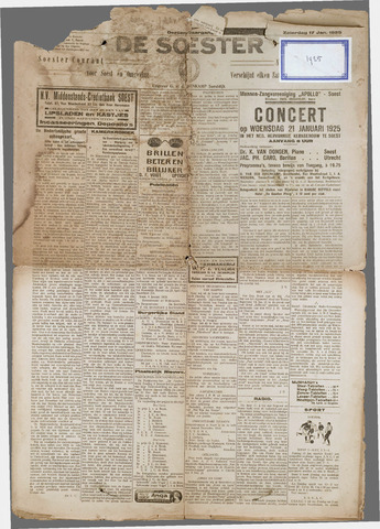 Soester Courant 1925-01-17