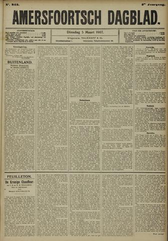 Amersfoortsch Dagblad 1907-03-05