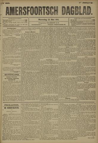 Amersfoortsch Dagblad 1911-05-22
