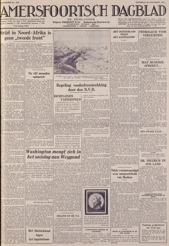 Amersfoortsch Dagblad / De Eemlander 1941-11-22