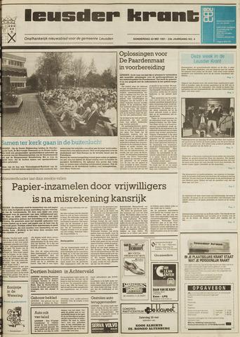 Leusder Krant 1991-05-22
