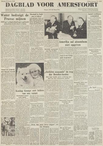 Dagblad voor Amersfoort 1948-10-19