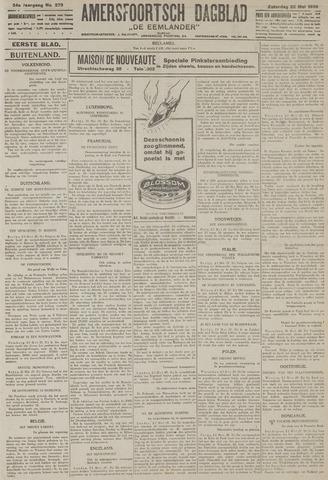 Amersfoortsch Dagblad / De Eemlander 1926-05-22