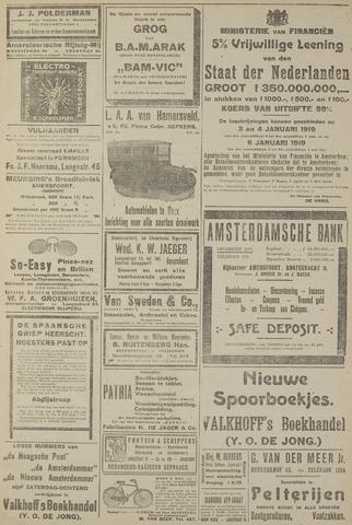Amersfoortsch Dagblad / De Eemlander 1918-12-23