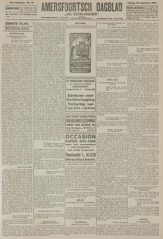 Amersfoortsch Dagblad / De Eemlander 1925-08-28