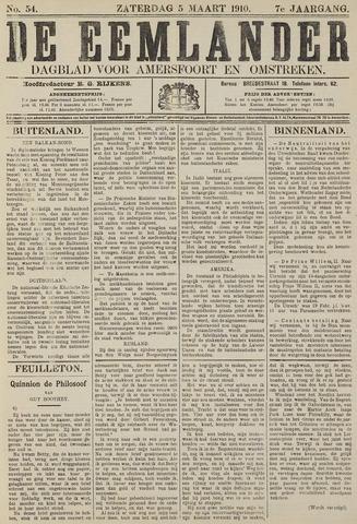De Eemlander 1910-03-05