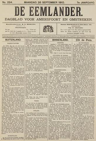 De Eemlander 1910-09-26