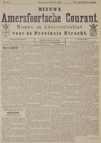 Nieuwe Amersfoortsche Courant 1903-02-04