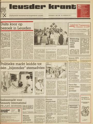 Leusder Krant 1986-05-21