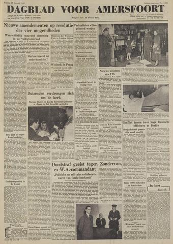 Dagblad voor Amersfoort 1949-01-28