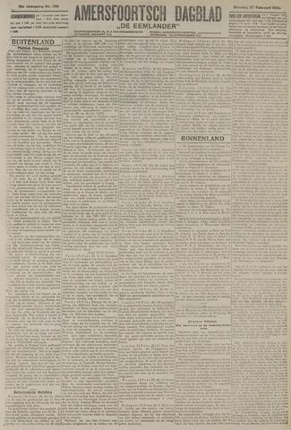 Amersfoortsch Dagblad / De Eemlander 1920-02-17