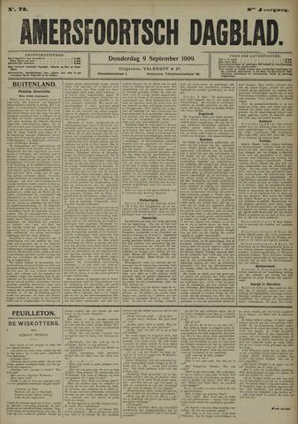 Amersfoortsch Dagblad 1909-09-09