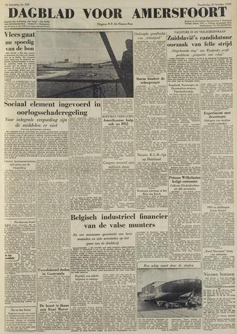 Dagblad voor Amersfoort 1949-10-20