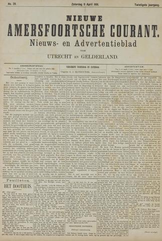 Nieuwe Amersfoortsche Courant 1891-04-11