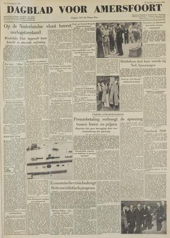 Dagblad voor Amersfoort 1949-06-29