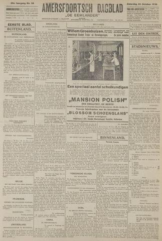 Amersfoortsch Dagblad / De Eemlander 1926-10-23