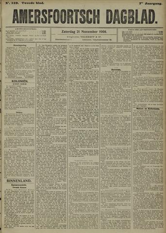 Amersfoortsch Dagblad 1908-11-21