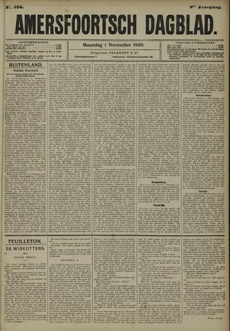 Amersfoortsch Dagblad 1909-11-01