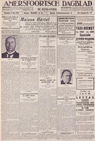 Amersfoortsch Dagblad / De Eemlander 1935-05-27