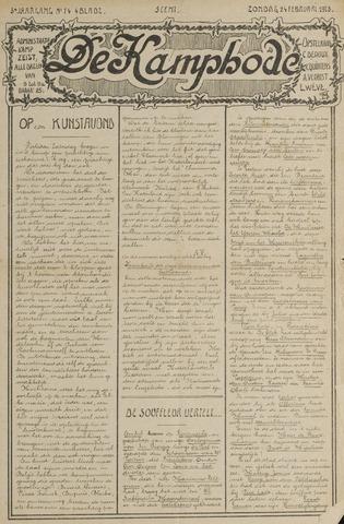 De Kampbode 1918-02-24