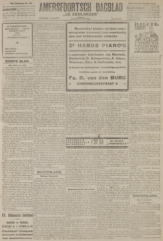 Amersfoortsch Dagblad / De Eemlander 1920-10-23