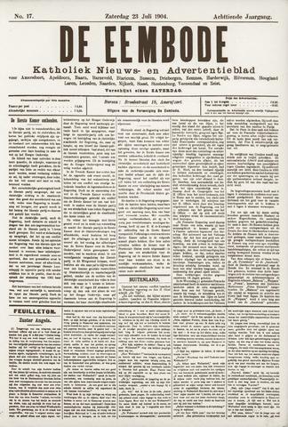 De Eembode 1904-07-23