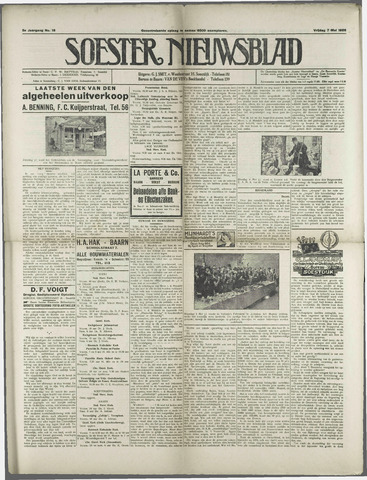 Soester Courant 1926-05-07