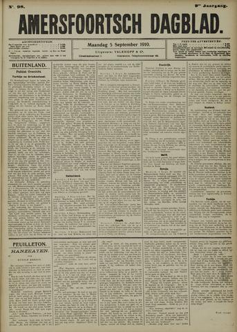 Amersfoortsch Dagblad 1910-09-05